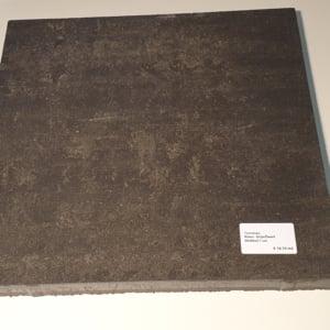 Bestrating Terratops kleur zwart. Sierbestrating Brabant. Tegels